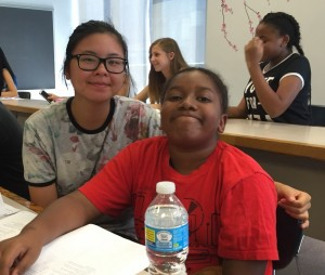 Hello, my name is Kejuan. I am in the eighth grade at I.S. 392. I like math and reading. I love sports and video games. I don't know what I want to ...